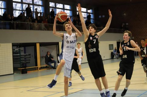 Junior Baskets: Schwache Trefferquote kostet Playoff-Chance