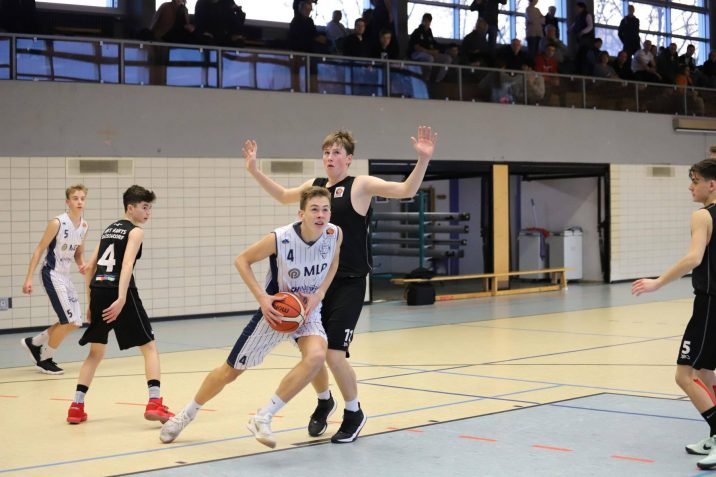 Junior Baskets: Vorentscheidung um Platz 4?