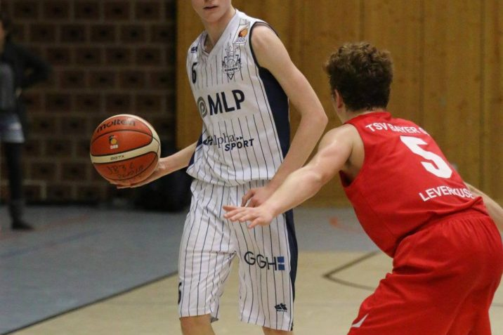 Junior Baskets: Nichts zu holen in Leverkusen